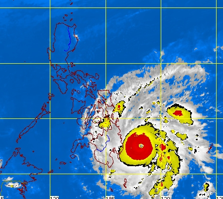 typhoon pablo Answer 1 of 59: so i'm meant to be flying out to boracay via zestair tmr at noon from manila, now with all the typhoon warnings not sure whether it is worth the risk of flying out there and either being stranded or not being able to reach there by boat.
