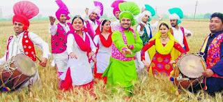 Happy Baisakhi Punjabi Shayari, Sms
