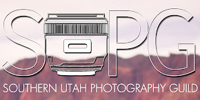 Proud member of the Southern Utah Photography Guild