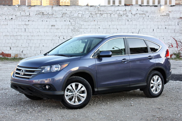 2012 honda cr-v first drive
