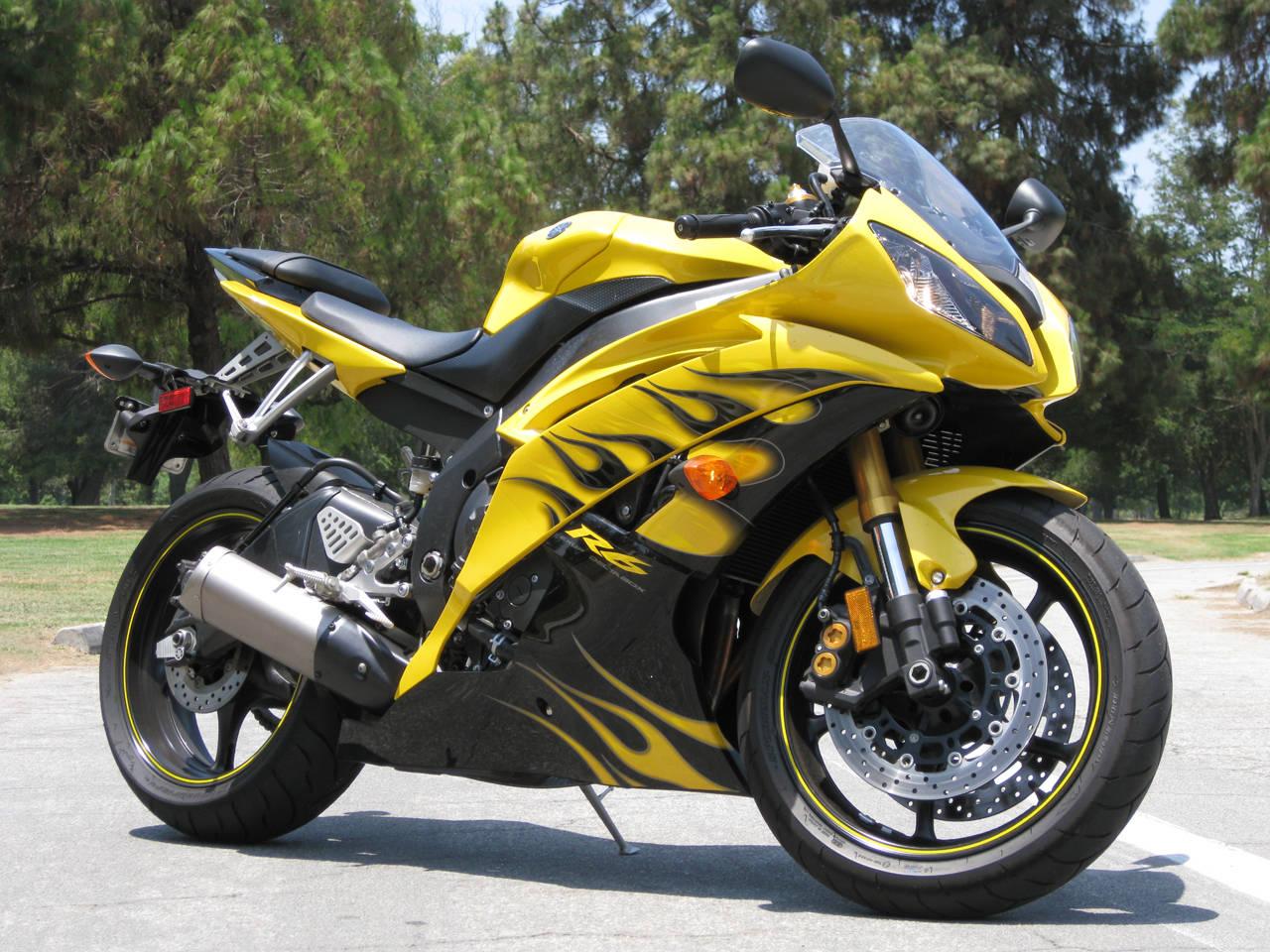 Speedy bikes yamaha motorcycles r6 for Yamaha r6 motorcycle