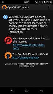 OpenVpn Untuk Android Cara Internet Gratis