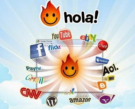 Hola Unblocker 1.6.180 Free Download