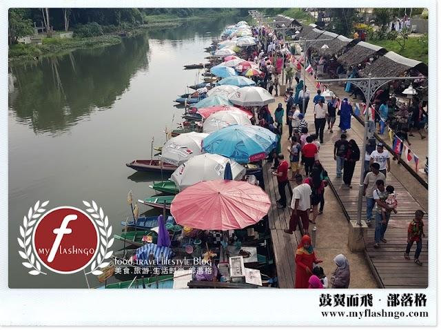 Travel Hatyai 2015 | 《合艾》 古龙虾水上观光市场 Klong Hae Floating Market (4)