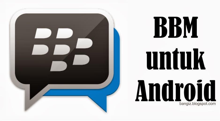 Download APK File BBM Untuk Android