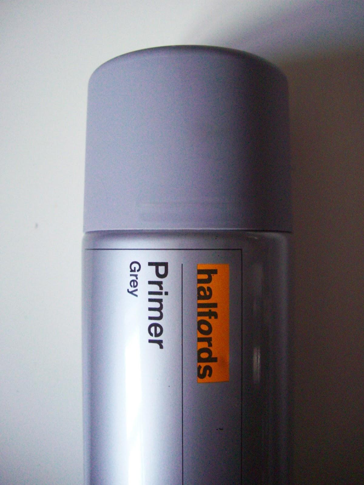 Grey Car Spray Paint Halfords