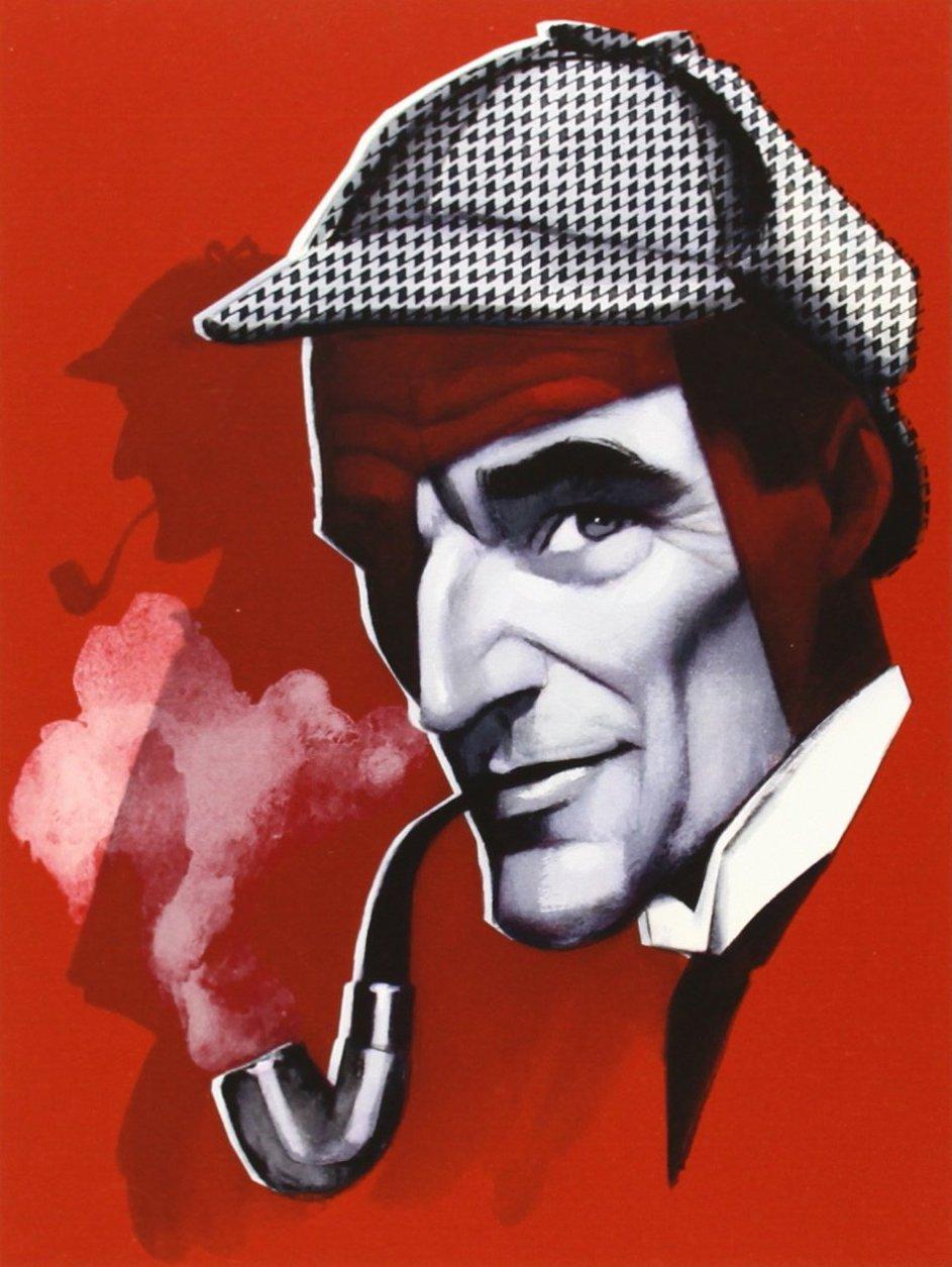 Sherlock Holmes by Fernando Vicente