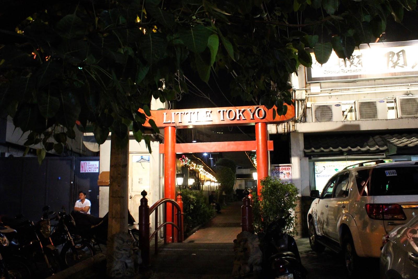 Japanese Restaurant In Makati  Hours
