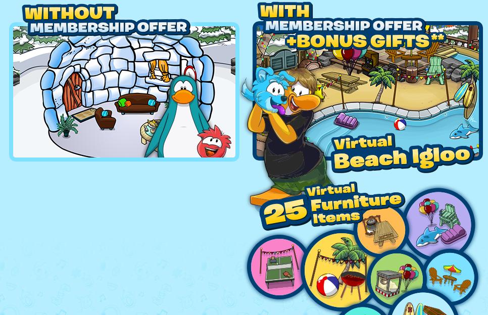Club penguin super news club penguin offre 30 jours d - Club penguin gratuit ...