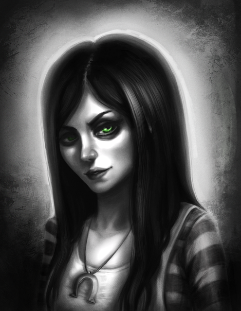 Alice: Madness Returns por LiannanShe