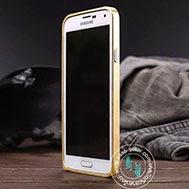 เคส-Galaxy-S5-รุ่น-Bumper-อลูมิเนียม-ของแท้-แถมกันรอยทุกกล่อง
