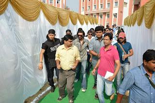 Ranveer Sing Promoting Ram Leela at SVN college%2C Lucknow  %2810%29.jpg