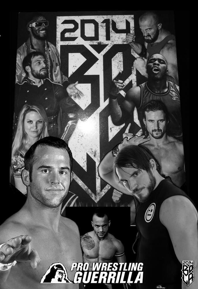 PWG Battle of Los Angeles 2014