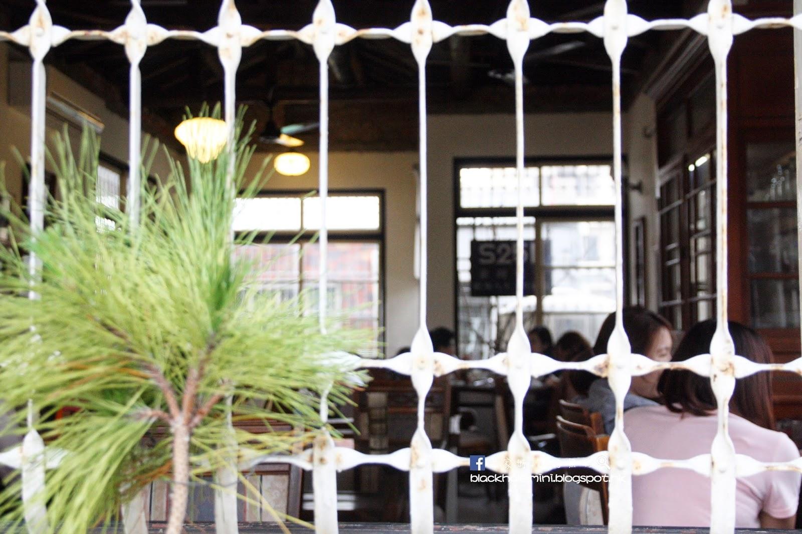 [台灣.台南] 日式老屋的吐司畫作:鹿角枝
