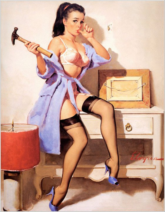 Pin Up Wannabe