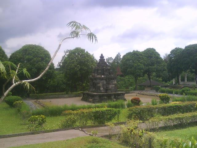 Cagar Budaya Candi Gebang, Sleman, Yogyakarta