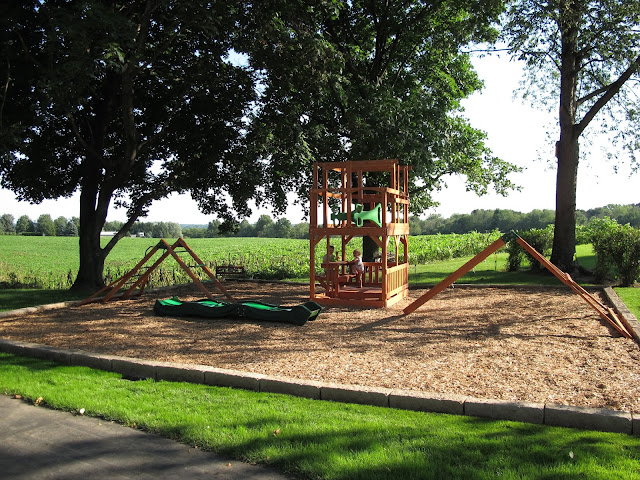 The Unfinished Playground