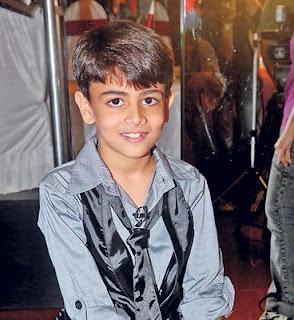 Akshay's Son Arava
