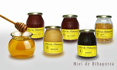 Jabones de Miel de Ribagorza