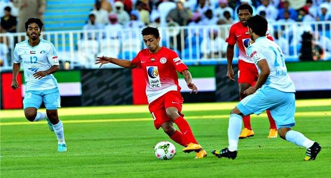 Lanzini marcó el segundo gol de su equipo