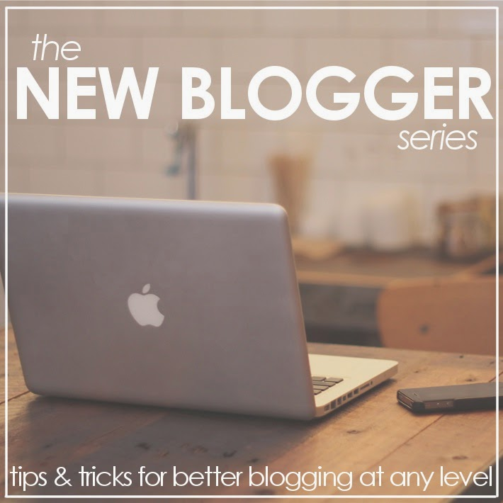 New Blogger Series