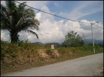 IPOH AGRICULTURE LAND FOR SALE (L00328)