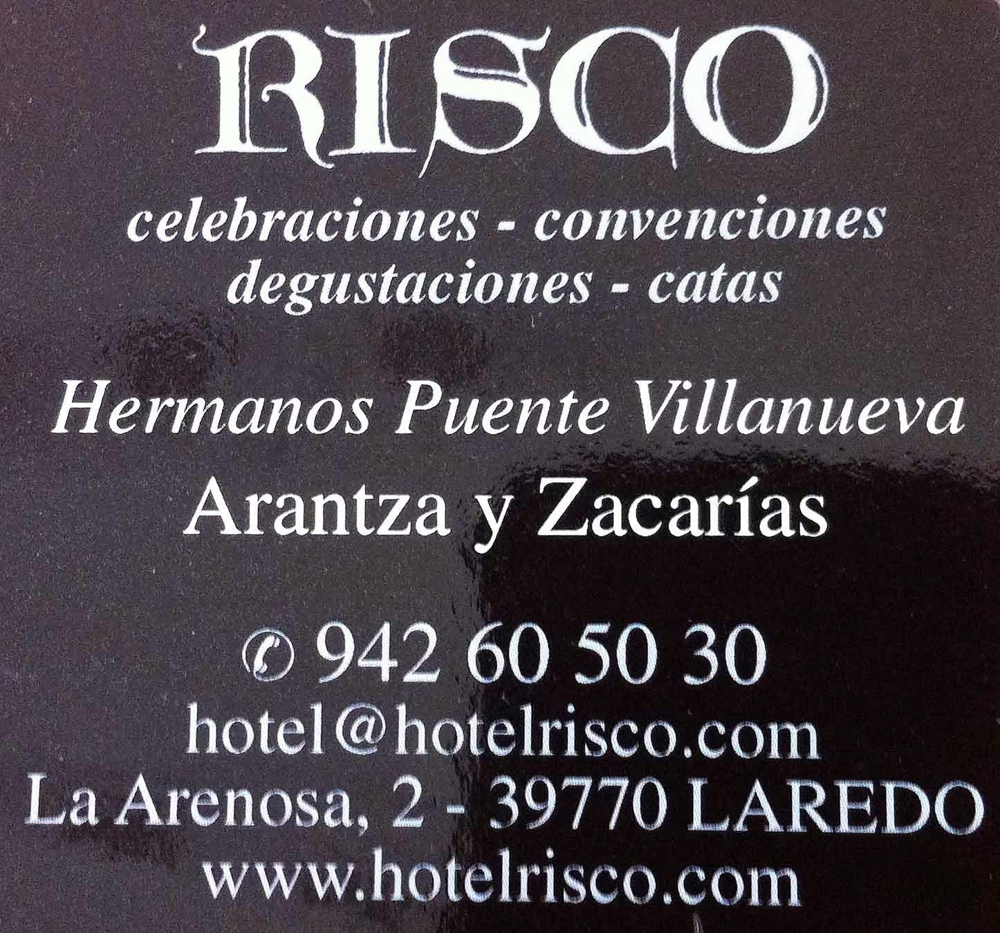 Restaurante-ElRisco-Laredo-Tarjeta-Datos