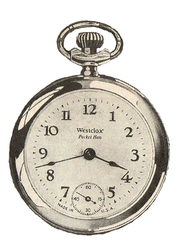 how to demagnetize pocket watch