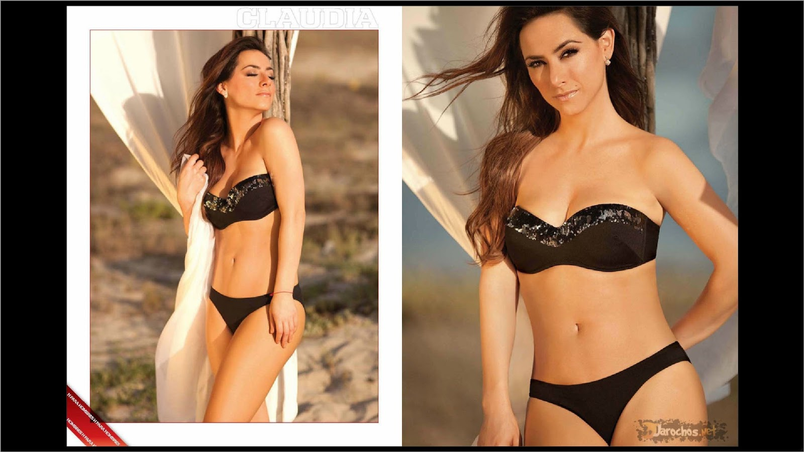 Claudia Lizaldi Pletamente Desnuda Revista H