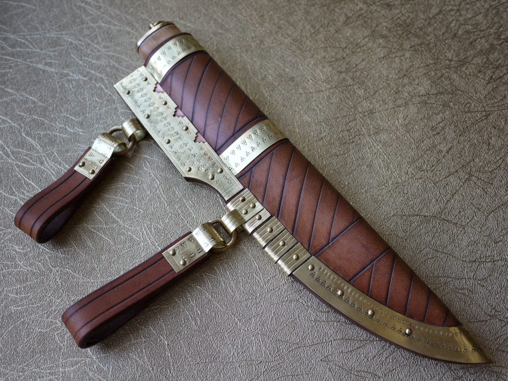 Picture of cheap viking knife - Hope You Like It