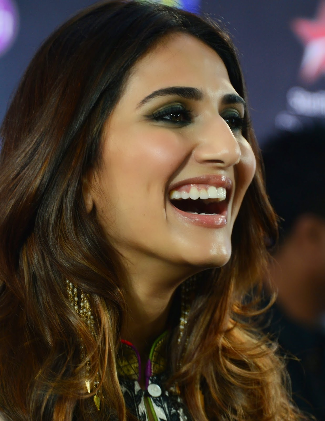 2014 IIFA Awards, Actress, Award Show, Bollywood, Bollywood actress, Entertainment, IIFA, IIFA Awards, IIFA Pictures, IIFA Rocks, International Indian Film Academy, Tampa, Vaani Kapoor, Vaani Kapoor Pictures,