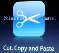 Silahkan Copy Paste !