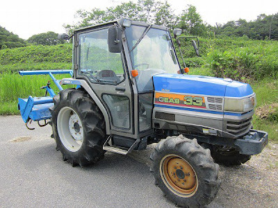 Saving up for a Tractor for Minamisanriku.