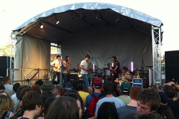 Finley Quaye live at VegFest