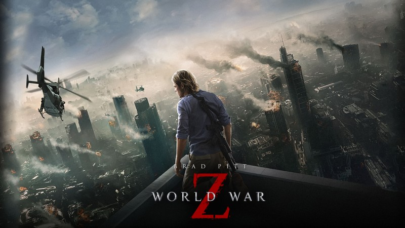 FILM World War Z 2013
