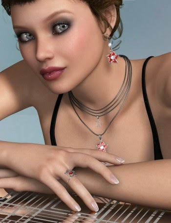 3d Models - Jewelry Box-Elani Collection