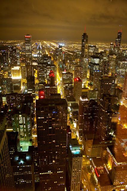 Chicago Hancock Tower - Tammy Sue Allen Freelance Photographer