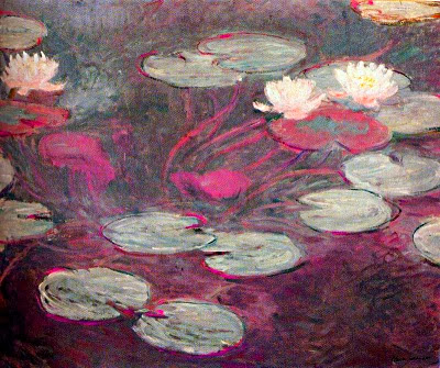 Nenúfars, rosa (Oscar-Claude Monet)