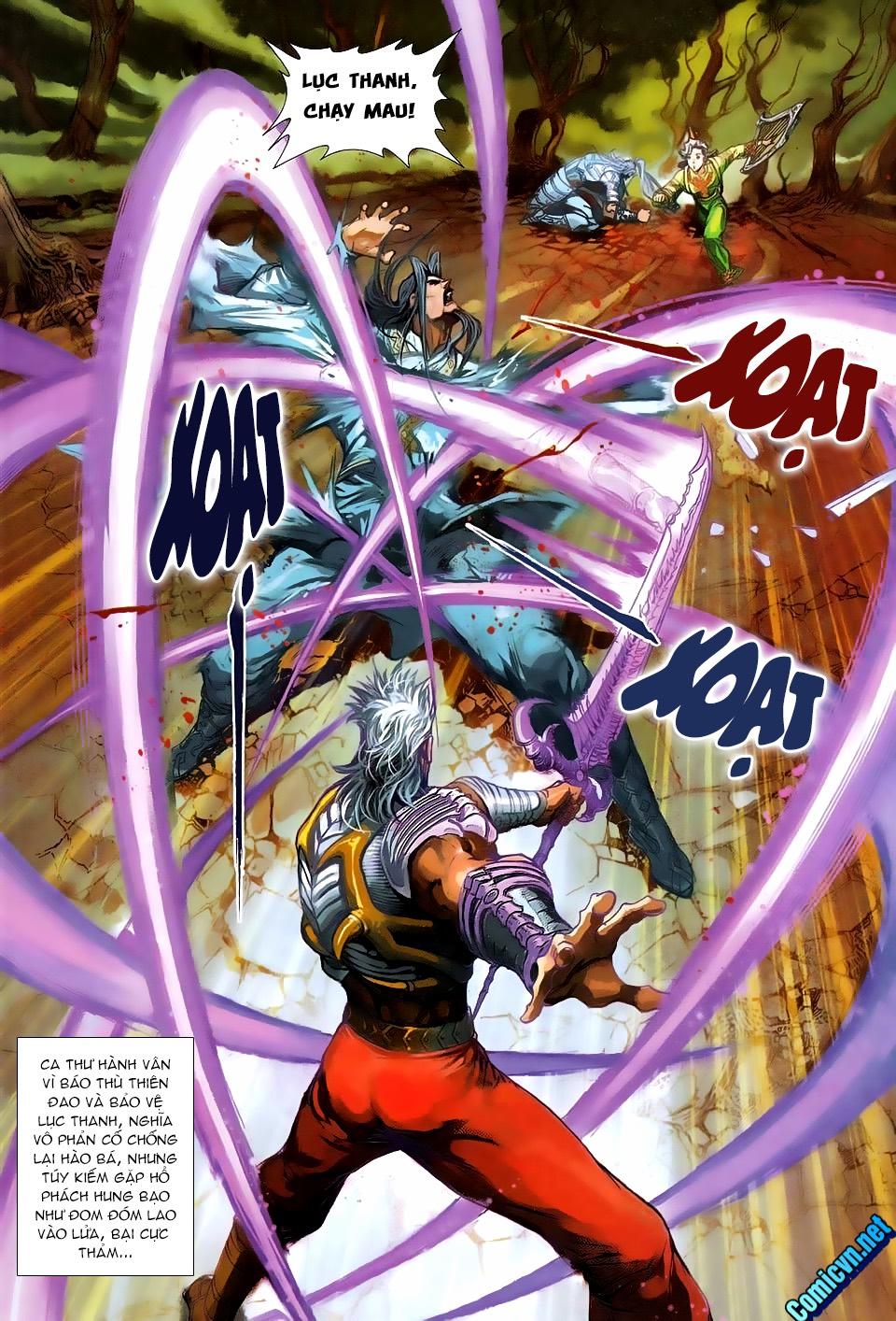 Thần binh huyền kỳ 3 - 3.5 Chapter 98 - Hamtruyen.vn