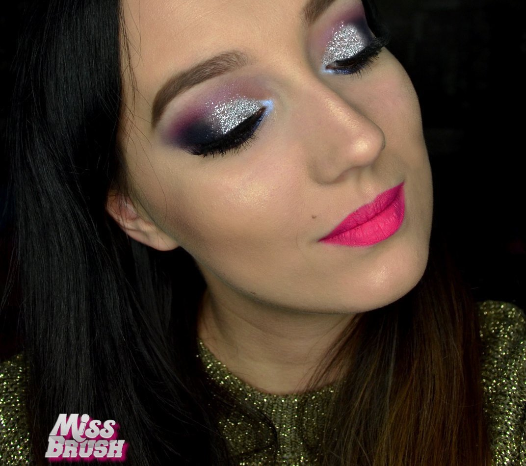 Makijaż Brokatowy Miss Brush