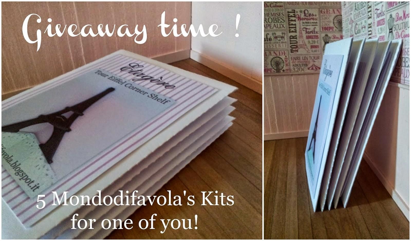 Mondodifavola`s Giveaway