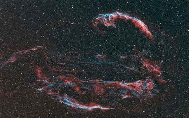 La Nebulosa del Velo