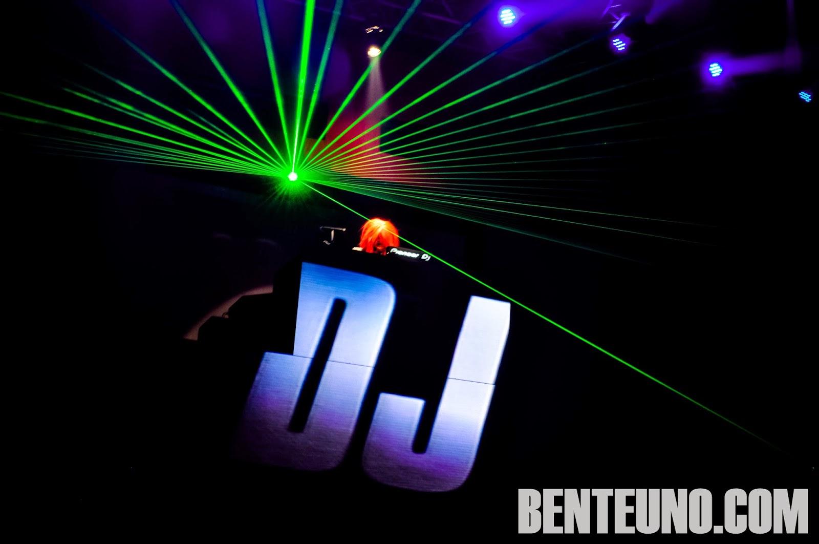 DJ Dantz in Tokyo EDM Invasion
