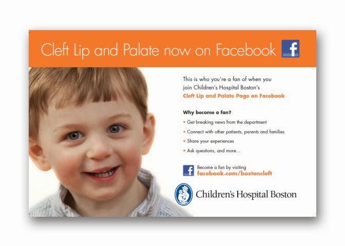 postcard design for childrens hospital