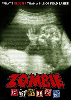 Zombie Babies (2011) UNRATED DVDRip 350Mb Free Movies