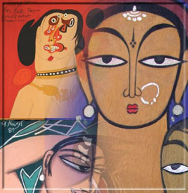 Indian Paintings Images on India Is A Country Of Arts And Culture From The Ancient Time Artists