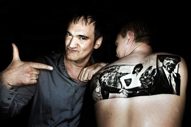 fotos curiosas tarantino tattoo