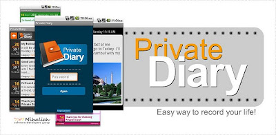 Private DIARY v5.2 APK