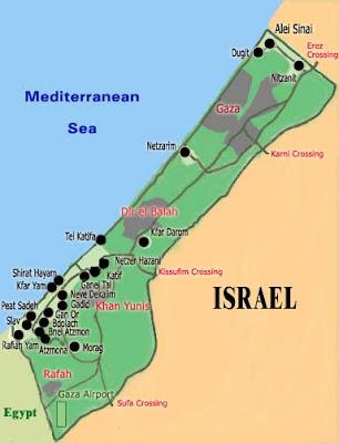 Trip To Gaza