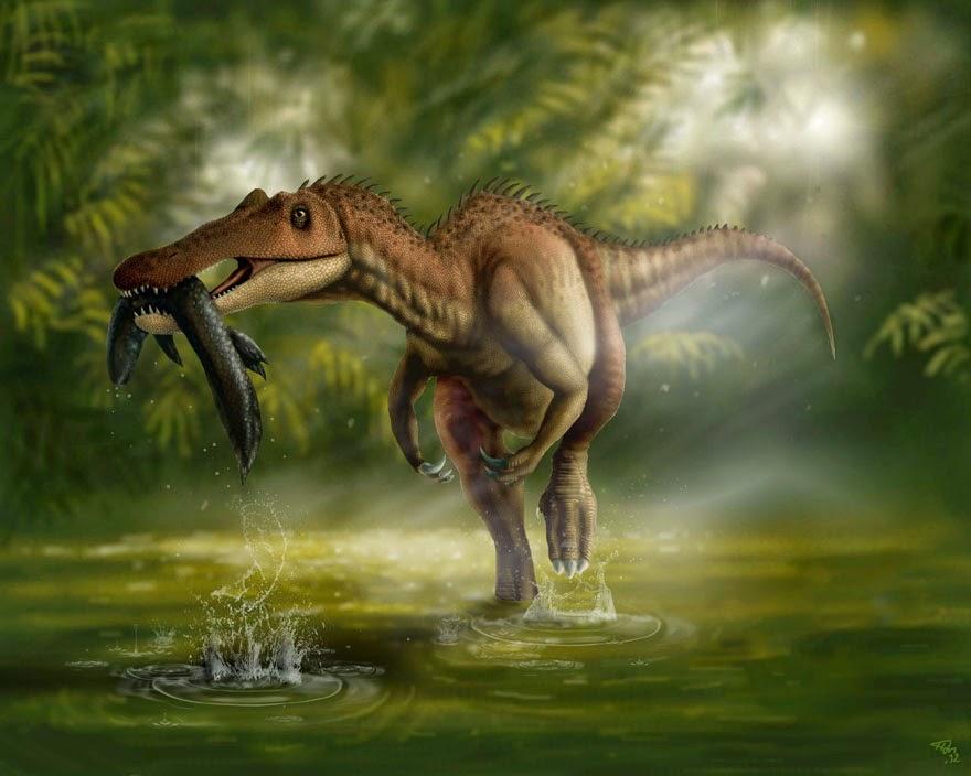 Il barionice è vissuto 120 milioni di anni fa nel Cretaceo inferiore